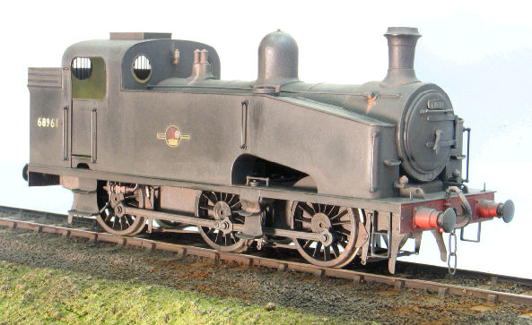 LNER Encyclopedia: The Gresley J50 and J51 (GNR J23) 0-6-0T ...