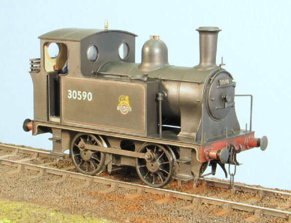 0 Gauge Locomotive Kits