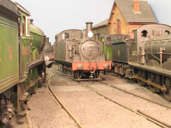 0 Gauge Locomotive Kits